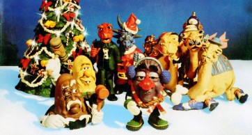 a-claymation-christmas-celebration-poster